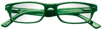 occhiali verdi